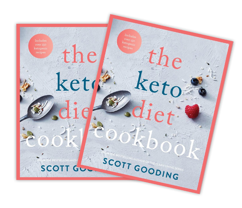 Scott Gooding Keto Book